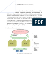 Overview of EPC Architecture Framework