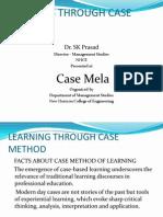 Learning Through Case Method
