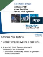 TSMM1013 SmartMarine 3D Offshore Modeling 5_AdvancedPlateSystems