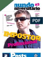 Jornal Mundo Universitário - Edição 3