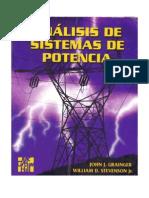 Analisis de Sistemas de Potencia Sep - Grainger-stevenson (Completo)