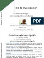 Láminas Metodo Dinges Periodismo de Investigación