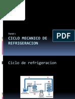 Ciclo Mecanico de Refrigeracion