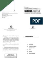 Magna Cart A for meralco