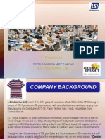 LSIL Company Presentation