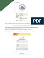 Membuat Formulir Pendaftaran ONLINE