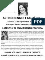 Astrid Bennett