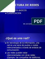 Estructura de Redes. Clase 1