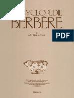 Encyclopédie Berbère Volume 2
