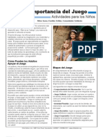 Www.childaction.org 81 Families Publications Docs Guidance Handout13-The Importance of Play Spanish