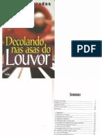 Decolando Nas Asas Do Louvor - Atilano Muradas