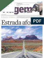 Suplemento Viagem - Jornal O Estado de S. Paulo - Estados Unidos 20120828