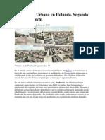 Renovación Urbana en Holanda