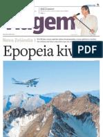 Suplemento Viagem - Jornal O Estado de S. Paulo - Nova Zelândia 20120904