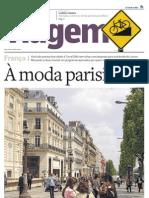 Suplemento Viagem - Jornal O Estado de S. Paulo - França 20120821