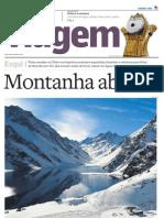 Suplemento Viagem - Jornal O Estado de S. Paulo - Chile e Argentina 20120724