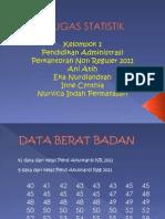 TUGAS STATISTIK2