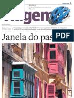 Suplemento Viagem - Jornal O Estado de S. Paulo - Malta 20120605