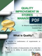 Store management