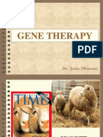 Gene Therapy Lecture
