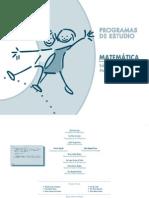 Programa de Matematicas Para Media