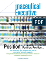 Pharmaceutical Executive August 2005