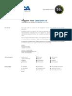 Website report Perquisite