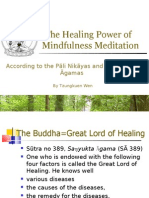 Healing Power of Mindfulness Meditation