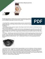 Tips Bagi Pemakai Jam Tangan Automatic