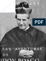 Las aventuras de Don Bosco