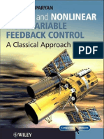 Linear and Nonlinear Multivariable Feedback Control a Classical Approach~Tqw~_darksiderg