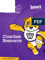 Activ8 Wildcats Coaching Resource