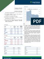 Derivatives Report 11 Sep 2012