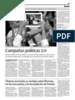 Campañas políticas 2.0