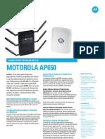 AP650 SpecSheet ITA