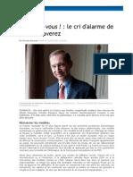 """""""Réveillez-vous!"""", Nicolas Baverez"""