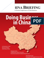 Doing Business in China Preview