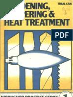 Workshop Practice Series 01 - Hardening, Tempering & Heat Treatment