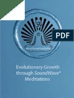 Nino Roso - Evolutionary Growth Through SoundWave Meditations
