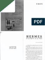 Hermes (I) no. 3 - mai 1934