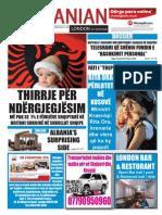 The Albanian London 10th of September 2012