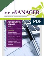 Accounting Update 2012