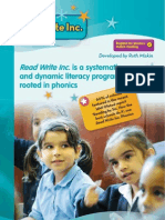 RWI Primary Catalogue2012