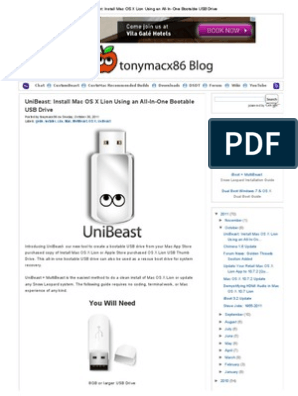 Tonymacx86 Blog_ UniBeast_ Install Mac OS X Lion Using an