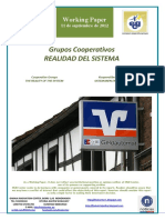 Grupos Cooperativos. REALIDAD DEL SISTEMA (Es) Cooperative Groups. REALITY OF THE SYSTEM (Es) Kooperatiben Taldeak. SISTEMAREN ERREALITATEA (Es)