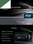 printer device  by dhruv vyas