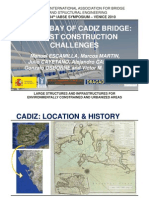 Bay of Cadiz Bridge
