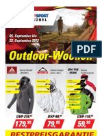 Outdoor Wochen Intersport Gießübel Bayreuth