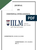 Emotional Intelligence Atul