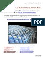 Revit Architecture 2010 Preview Guide IMAGINiT Architectural Solutions Blog